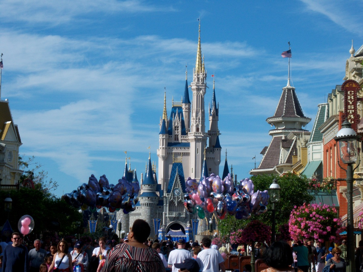 Five Tips For Taking Babies And Toddlers To Disney