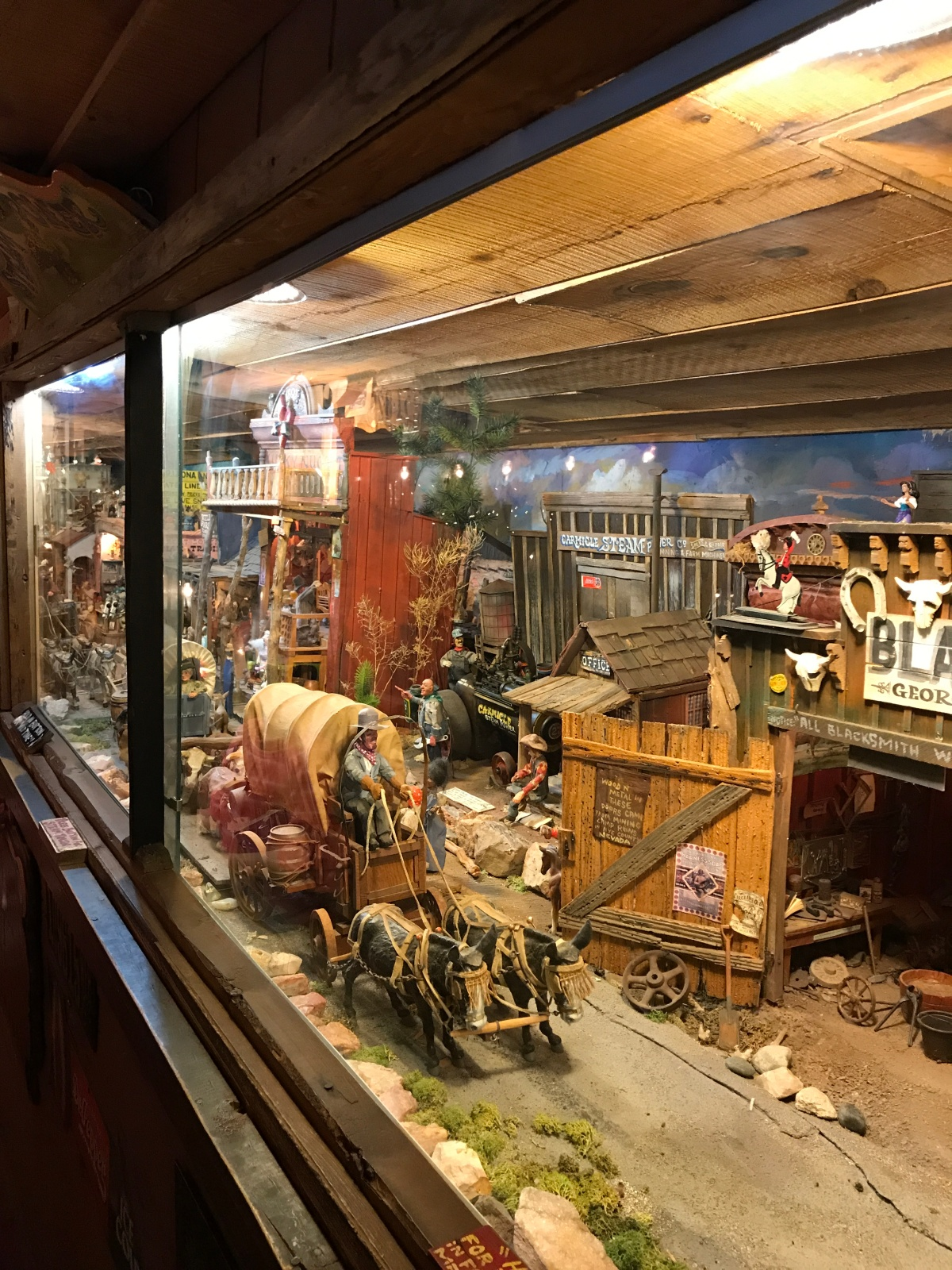 A Trip To Tinkertown