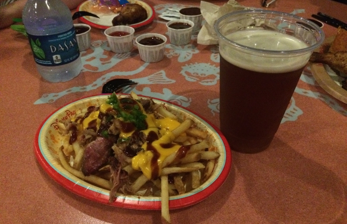My Favorite Quick Service Restaurants at Disney World